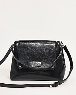 Top Handle Classic Shoulder Bag