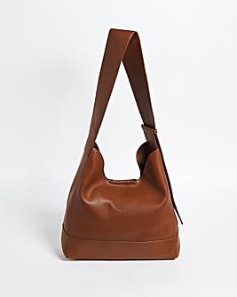 Large Classic Hobo Shoulder Bag