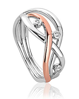 Clogau Swallow Falls Ring