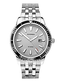 Sekonda Mens Sports Bracelet Watch