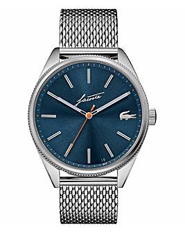 Lacoste Mens Heritage Steel Bracelet Watch