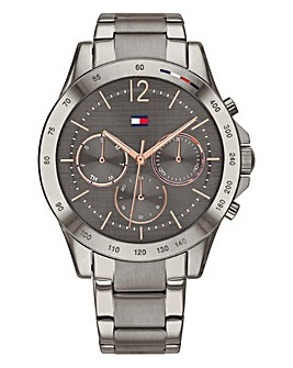 Tommy Hilfiger Ladies Haven Stainless Steel Bracelet Watch