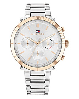 Tommy Hilfiger Ladies Steel Watch