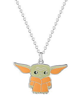 Disney Star Wars Yoda Pendant Necklace