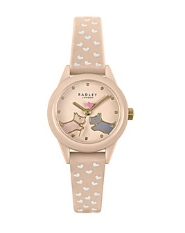 Radley Watch It! Silicone Strap Watch