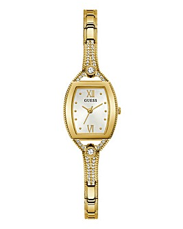 Guess Ladies Bella Gold Watch