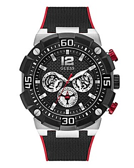 Guess Mens Navigator Sports Watch