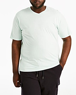 Mint V-Neck T-shirt Long