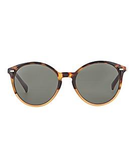 Billie Tortoiseshell Wayfarer Sunglasses