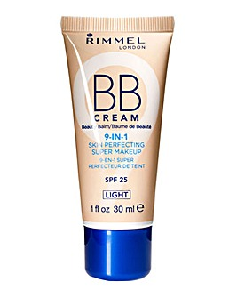 Rimmel BB Cream Super Make Up - Light