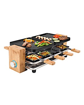 Princess Table Top 8 Person Raclette Set