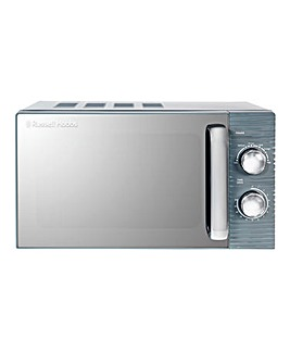 Russell Hobbs RHM1731G 17Litre Inspire Compact Manual Microwave - Grey