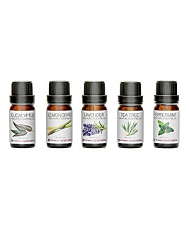 Rio Essential Oil Collection for Aroma Diffusers