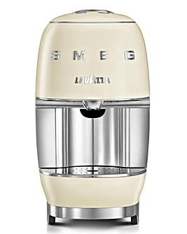Lavazza A Modo Mio Smeg Cream Espresso Capsule Coffee Machine