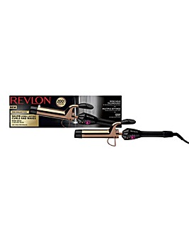 Revlon Lasting Curls 32mm Rose Gold Curling Iron