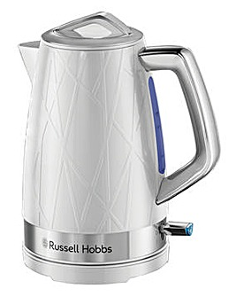 Russell Hobbs Structure White Kettle