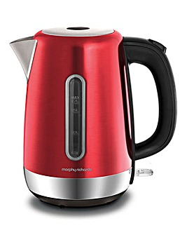 Morphy Richards 102785 Equip Jug Red Kettle