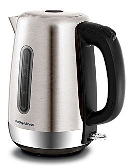 Morphy Richards 102786 Equip Jug Brushed Steel Kettle