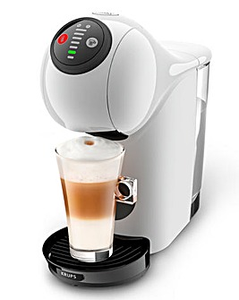Nescafe Dolce Gusto Genio S White Coffee Machine by Krups