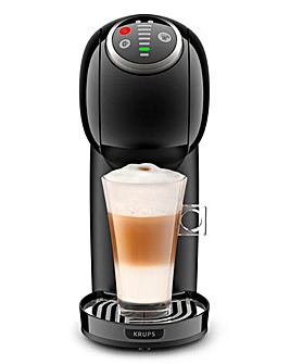 Nescafe Dolce Gusto Genio S Plus Black Automatic Coffee Capsule Machine by Krups