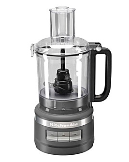 KitchenAid 2.1Litre Charcoal Grey Food Processor