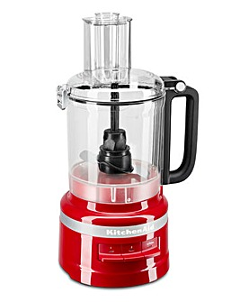 KitchenAid 2.1Litre Red Food Processor
