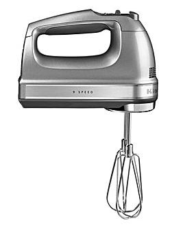 KitchenAid Contour Silver Hand Mixer