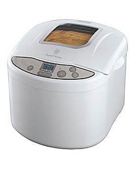 Russell Hobbs Compact White Breadmaker