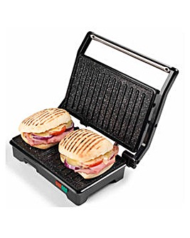 Salter EK2384MG Megastone Fold Out Compact Health Grill and Panini Maker