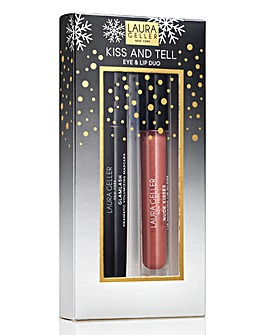 Laura Geller Kiss & Tell Eye & Lip Duo