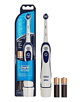 Oral-B Advance Power 400 Battery Tootbrush - Twin Pack