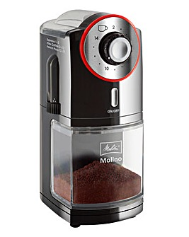 Melitta Molino Electric Coffee Grinder