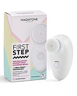 Magnitone First Step Compact Daily Cleansing Brush