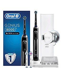 Oral B Genius Cross Action Toothbrush