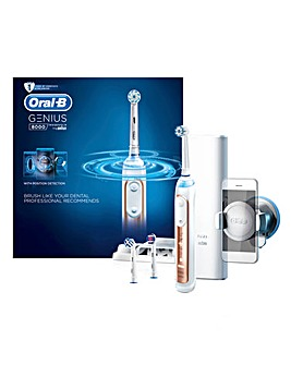 Oral B Genius 8000 Sensi Electric Toothbrush