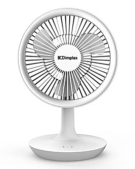 Dimplex DXRCF Rechargeable Cooling Fan