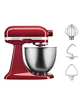 KitchenAid 3.3Litre Mini Empire Red Stand Mixer