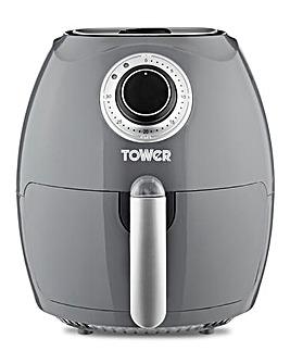 Tower T17055 3.2Litre 1000W Grey Manual Fryer