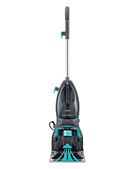 Tower Lightweight Blue and Grey Carpet Washer