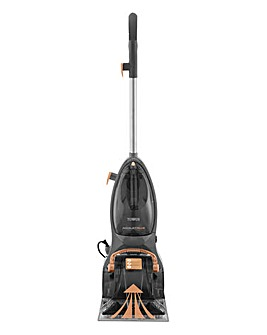 Tower Lightweight Rose Gold and Grey Carpet Washer