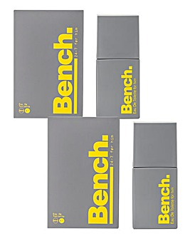 Bench Gents 50ml BOGOF EDT