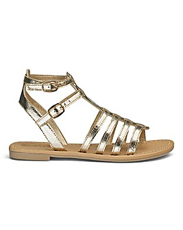 Eden Gladiator Sandals EEE Fit