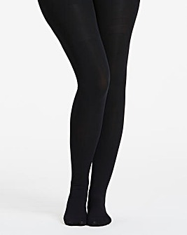 2 Pack 200 Denier Black Tights