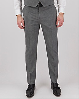 Charcoal Hank Regular Fit Tonic Suit Trousers