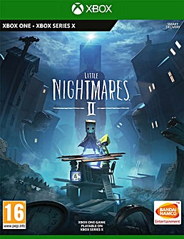 Little Nightmares II - Day 1 Ed Xbox