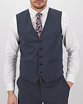 Navy Hank Regular Tonic Waistcoat