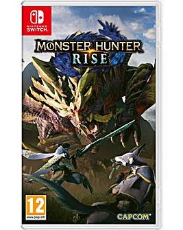 Monster Hunter Rise Switch