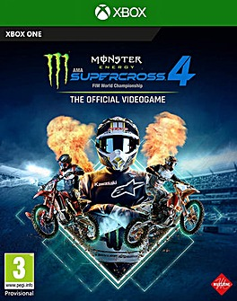 Monster Energy Supercross 4 Xbox One