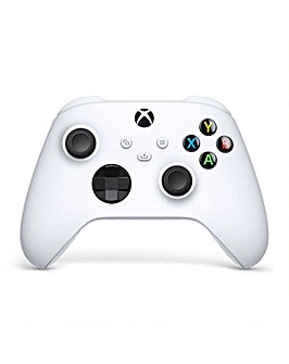 Xbox Wireless Controller - Robot White