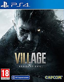 Resident Evil Village Lenticular PS4